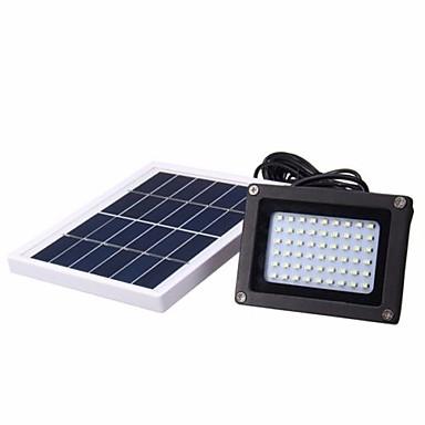 1szt 5W Lampy LED na Energię Słoneczną Wodoodporne Dekoracyjna Oświetlenie zwenętrzne Ciepła biel Zimna biel <5V
