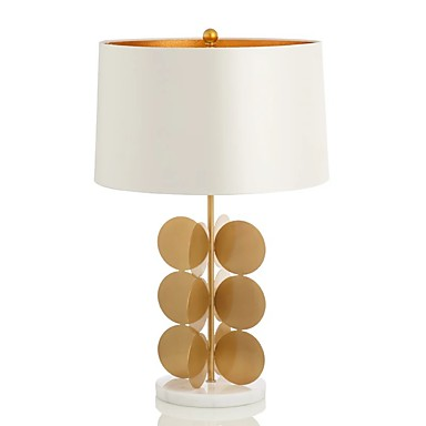 Artystyczny / Nowoczesny / współczesny Kryształ / Ochrona oczu Lampa stołowa Na Metal 110-120V / 220-240V
