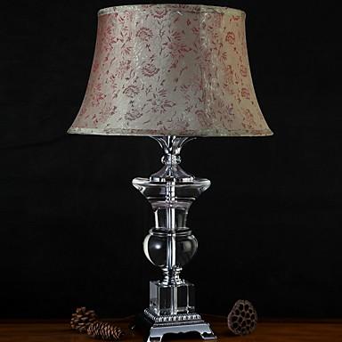Metaliczny Ochrona oczu Lampa stołowa Na Metal 220V Light Purple
