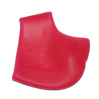 baratos Palmilhas-1 par ortopédicas Alívio da dor Palmilhas e Calcanhadeiras Gel Calcanhar Todas as Estações Unisexo Branco Preto Bege Vermelho
