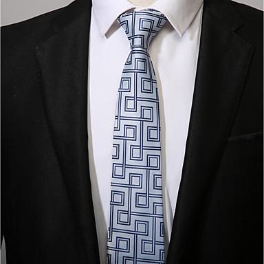 עניבת צווארון - משובץ יום יומי בגדי ריקוד גברים