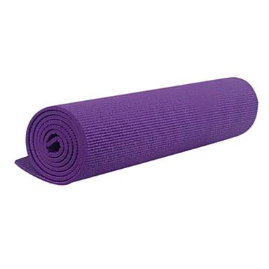 Eco-Friendly TPE Extra Thick Slip Resistant Yoga Pilates Mat (6mm)