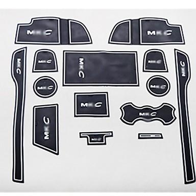 voordelige Auto-cabinematten-Autoproducten Groove Mat Auto-cabinematten Voor Lincoln 2015 2014 MKC