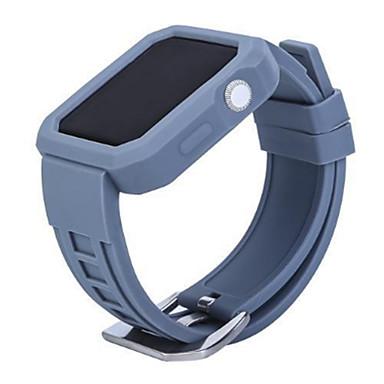 צפו בנד ל Apple Watch Series 3 / 2 / 1 Apple רצועת ספורט סיליקוןריצה רצועת יד לספורט