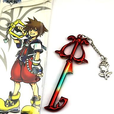 אביזרים נוספים קיבל השראה מ Kingdom Hearts אנימה אביזרי קוספליי Other Chrome