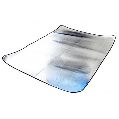 Pique-nique couverture Extérieur Camping Isolation thermique, Résistant à l'humidité Aluminium Plage, Camping, Voyage pour 2 personne