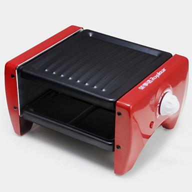 גריל ברביקיו חשמלי רב שימושי פלדת אלחלד יפנית / חומר מעורב תרמי Cookers 220 V מכשיר מטבח