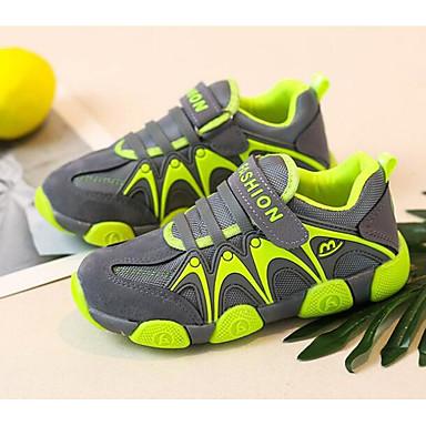 בנים / בנות נעליים קנבס אביב / סתיו נוחות נעלי ספורט ל צהוב / אדום / ירוק