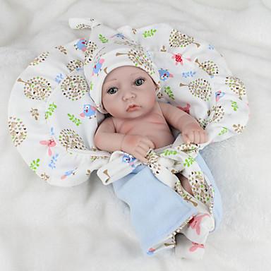 NPK DOLL בובה מחדש תינוק 12 אִינְטשׁ גוף מלא סיליקון סיליקון ויניל - כְּמוֹ בַּחַיִים Cute עבודת יד בטוח לשימוש ילדים Non Toxic חמוד הילד של בנות צעצועים מתנות / אינטראקציה בין הורים לילד / CE