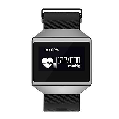 CK12 שעוני ספורט iOS Android מוניטור קצב לב עמיד במים מד צעדים מזכיר שיחות מודד לחץ דם חיישן כבידה