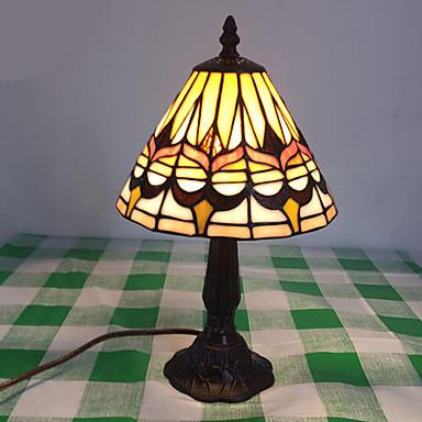 מַתַכתִי / מודרני / עכשווי דקורטיבי מנורת שולחן עבור חדר שינה מתכת 220V