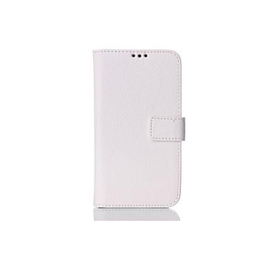 מגן עבור Sony Xperia Z4 עם מעמד נפתח-נסגר כיסוי מלא צבע אחיד קשיח עור אמיתי ל Sony Xperia Z4