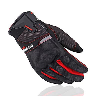 preiswerte Motorrad & ATV Teile-Vollfinger Unisex Motorrad-Handschuhe Nylon Atmungsaktivität / tragbar / Nicht gleiten