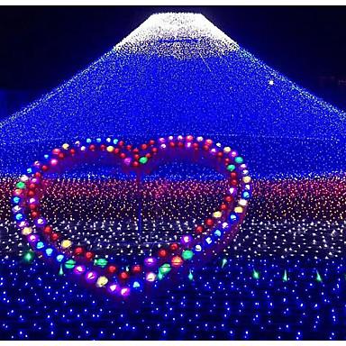 נורות LED 1cm(noin 0,39tuumaa) קישוטי חתונה חתונה / מסיבה / ערב חתונה / יומהולדת כל העונות