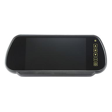 abordables DVR de Voiture-7H+770S 720p 170 Degrés DVR de voiture 群创光电 7 pouces Dash Cam Imperméable