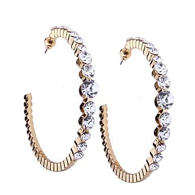בגדי ריקוד נשים טבעות חישוקים - דבורה זהב / כסף / שחור וכסף עבור מסיבה\אירוע ערב ליציאה