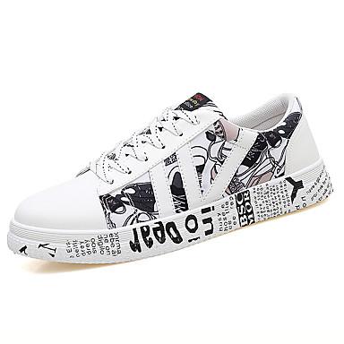 Men's Light Soles PU(Polyurethane) Spring / Summer Athletic Shoes Basketball Shoes Fuchsia / Black / White / Black / Red