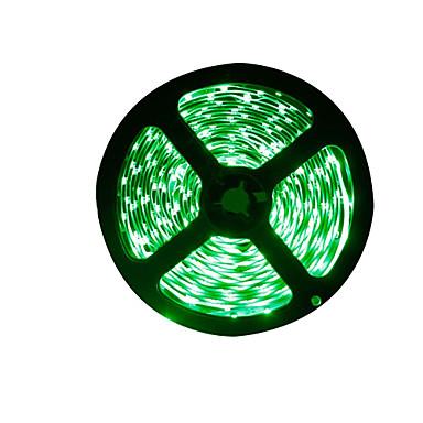 tanie Taśmy LED-zdm 1szt 5m / 16,4 stopy 300 diod LED 2835 pasek światła led ciepły biały / biały / czerwony / niebieski pilot / rc / cuttable / łączony / nadaje się do pojazdów / samoprzylepnych dc12v
