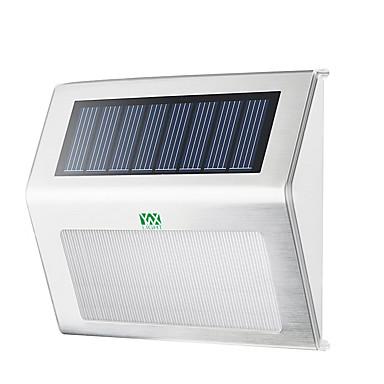 abordables Éclairage Extérieur-YWXLIGHT® 1pc 2 W Eclairage solaire LED Imperméable / Décorative Blanc Chaud / Blanc Froid 3.7 V Eclairage Extérieur 2 Perles LED