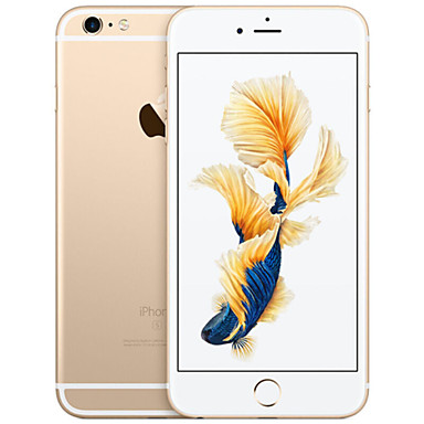Apple iPhone 6S Plus A1699 / A1687 5.5 אִינְטשׁ 16GB טלפון חכם 4G - משופץ(זהב)