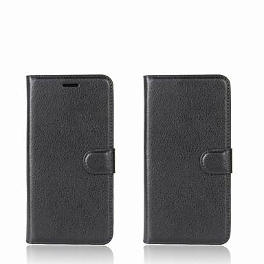 Capinha Para Xiaomi Redmi 5A Mi Mix Porta-Cartão Carteira Com Suporte Flip Capa Proteção Completa Côr Sólida Rígida PU Leather para Redmi