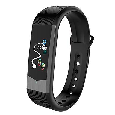 חכמים שעונים B30 ל Android 4.4 / iOS בלותוט' / עמיד במים / גע בחיישן / מד צעדים / בקרת APP Tracker דופק / מד צעדים / מזכיר שיחות / מד פעילות / מעקב שינה / תזכורת בישיבה / Alarm Clock / חיישן אצבע
