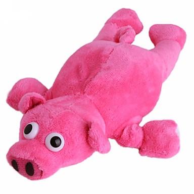 חזיר חיה בובות פרווה חיות חמוד מתנות 1pcs