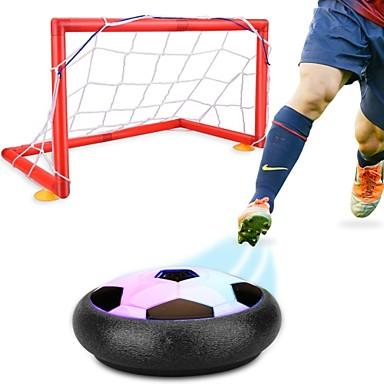 צעצוע כדורי רגל צעצועים כדורגל ספורט סוג השעיה חשמלי פלסטיק רך בגדי ריקוד ילדים מתנות