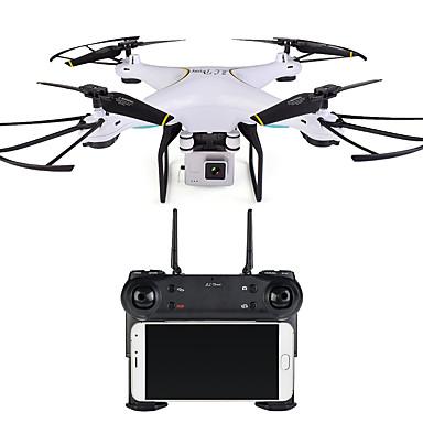 RC רחפן SG-600 4 ערוצים 6 ציר 2.4G עם מצלמתHD 2.0MP RC Quadcopter מצב ללא ראש / טיסת פליפ (התהפכות) 360 מעלות RC Quadcopter / שלט רחוק /