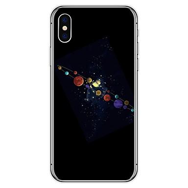 מגן עבור Apple iPhone X iPhone 8 Plus תבנית כיסוי אחורי אנימציה רך TPU ל iPhone X iPhone 8 Plus iPhone 8 iPhone 7 Plus iPhone 7 iPhone 6s