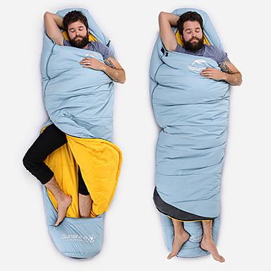 Naturehike حقيبة النوم في الهواء الطلق فردي 0 °C حقيبة الأم أجوف القطن المحمول الدفء إلى عن على تخييم الخارج التخييم والتنزه نشاطات خارجية