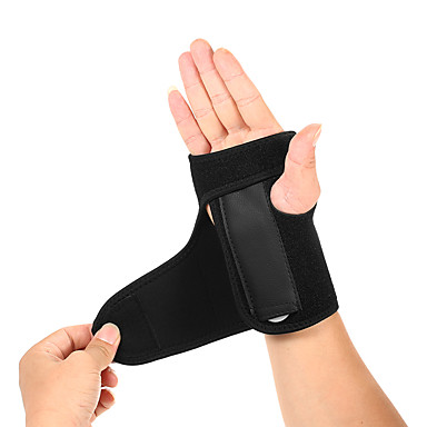 תמיכה למפרק כף היד תמיכת ספורט Multi-function אלסטי מתיחה הגנה ספורט רב פעילותי חדר כושר Security סגסוגת פלדה