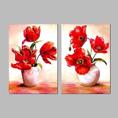 abordables Toiles-Imprimé Impression sur Toile - Nature morte Classique Art Prints