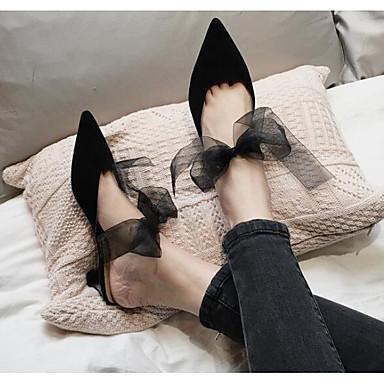 06637405 Chaussures Femme Talon Amande Eté Noir Sabot Cuir Confort Bas Mules amp; Nubuck TddFU7q