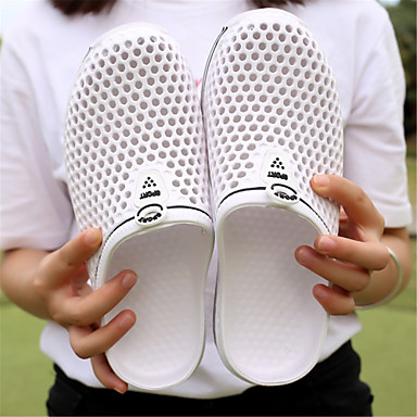 Mujer Confort Plano Zapatos Sandalias Tacón Verano Azul 06648293 Rojo Sintético Claro Azul nBwTRnax