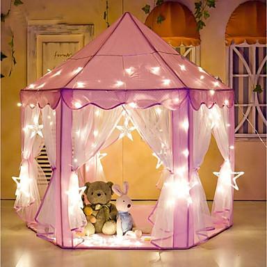 Namioty i tunele do zabawy Tkaniny Dla dzieci Prezent 1 pcs