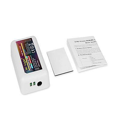 ราคาถูก อุปกรณ์เสริมหลอดไฟ-1pc 12-24 V Wifi / Strip Light Accessory / RF ไร้สาย พลาสติก ตัวควบคุม RGB สำหรับ RGB LED Strip Light