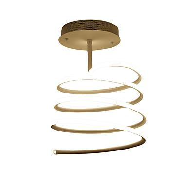 Ecolight™ Podtynkowy Światło rozproszone - Geometryczny wzór, 110-120V / 220-240V, Ciepły biały / Biały, Źródło światła LED w zestawie / 15/10 ㎡ / LED zintegrowany / FCC