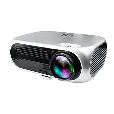 VS 508+ DLP LED جهاز إسقاط 2600 lm الدعم 1080P (1920x1080) 38-180 بوصة / WVGA (800x480) / ±15°