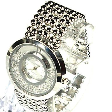 a53626b6fd7f Mujer Relojes de Lujo Reloj de Moda Reloj de Vestir Cuarzo Plata   Dorado    Oro Rosa 30 m Reloj Casual Analógico damas Casual - Dorado Plata Oro Rosa  Un año ...