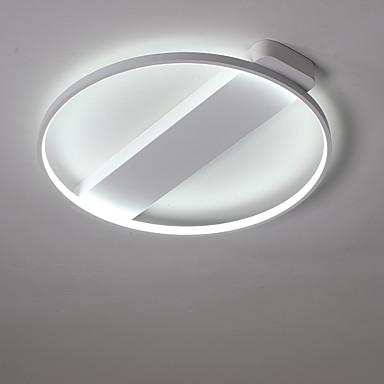 Podtynkowy Światło rozproszone Malowane wykończenia Metal LED 110-120V / 220-240V Ciepła biel / Chłodna biel Źródło światła LED w zestawie / LED zintegrowany