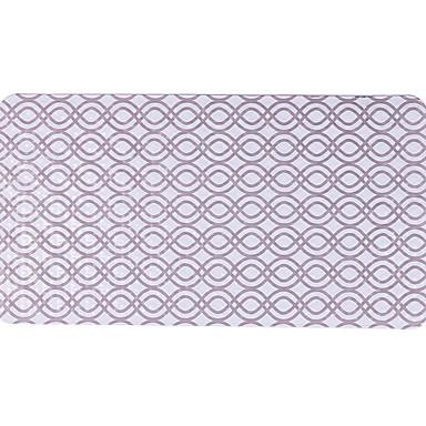 1pack moderne tapis de bain pvc rayure carr antid rapant de 6612405 2019. Black Bedroom Furniture Sets. Home Design Ideas
