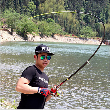 cheap Fishing Rods-Fishing Rod Telespin Rod Carbon Sea Fishing Rod Portable Telescopic Carbon