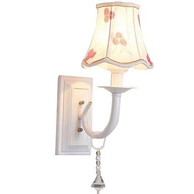 מגן עין עכשווי סלון מתכת אור קיר 220V 40 W / E27