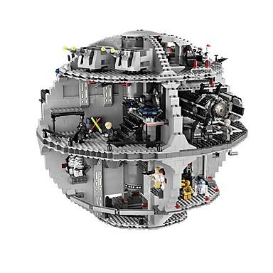Death Star Klocki 3803 pcs Klasyczny styl Znakomity Butik Dla chłopców Dla dziewczynek Zabawki Prezent