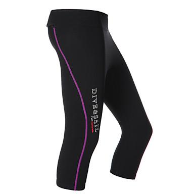 Dive&Sail Dame Våtdrakt - bukser 1.5mm Neopren Bunner Hold Varm, Fort Tørring, Ultraviolet Motstandsdyktig Svømming / Dykking / Surfing / Pustende / Pustende