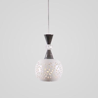 Luzes Pingente Luz Ambiente Outros Cerâmica Cerâmica Estilo Mini 110-120V / 220-240V Lâmpada Não Incluída / E26 / E27