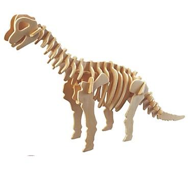 Puzzle Lemn / Jucării Logice & Puzzle Scenic / Modă / Tyrannosaurus rex Model nou / nivel profesional / Stres și anxietate relief De lemn