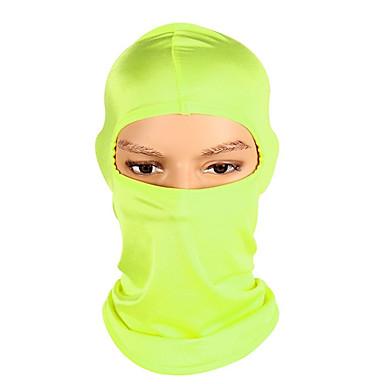 Maska / Kominiarki Na każdy sezon Ciepły / Wiatroodporna / Filtr przeciwsłoneczny Camping & Turystyka / Outdoor Exercise / Kolarstwo /