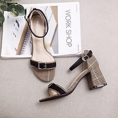 Basique Nubuck Confort Bottier Cuir Sandales Noir Escarpin 06665347 Marron Eté Femme Talon Chaussures OzEYqY